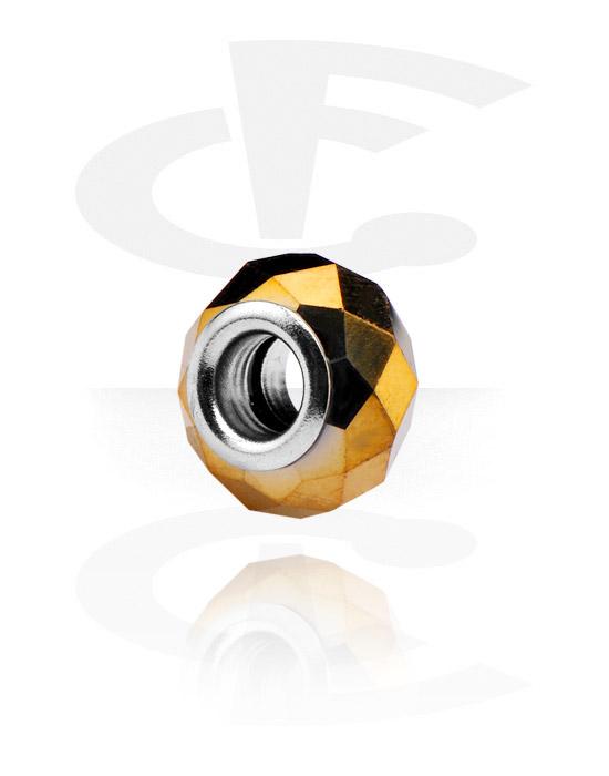 Perler, Bead for Bead Bracelet, Glass, Surgical Steel 316L
