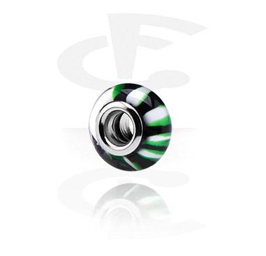 Glas-Bead für Bead Bracelets