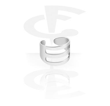 Faux Piercings, Ear Cuff, Acier chirurgical 316L