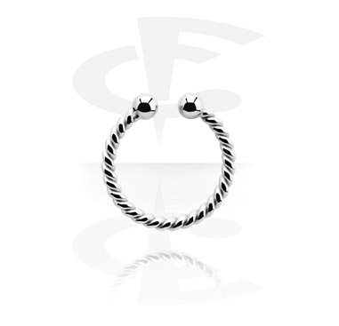 Кольцо для пирсинга носа