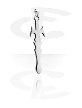 Pendentifs, Pendentif, Acier chirurgical 316L
