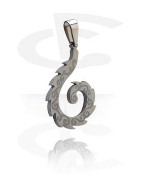 Riipukset, Pendant, Surgical Steel 316L
