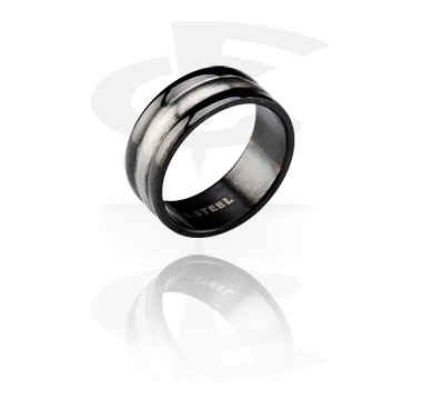 Sormukset, Ring, Surgical Steel 316L