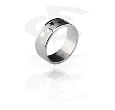 Prsteni, Ring, Surgical Steel 316L
