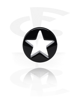 Plug con una estrella en el interior