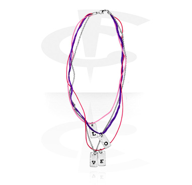 Модное ожерелье