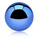 Kuglice i zamjenski nastavci, Ball, Titanium