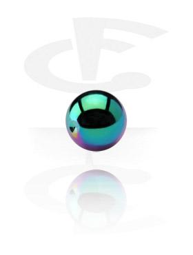 Kulička s klipsem pro kroužky s kuličkou