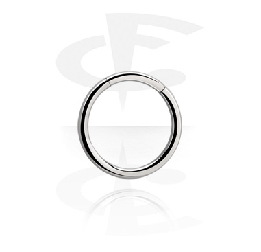 Piercing Rings, Segment Ring, Titanium