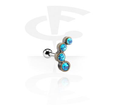 Tragus Piercing Surgical Steel 316l