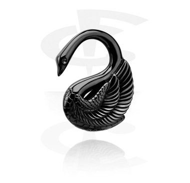 Roztahovací nástroje, BLACK CLAW / EAR WEIGHT, Surgical Steel 316L