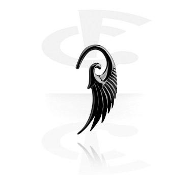 Schwarze Claw / Ear Weight