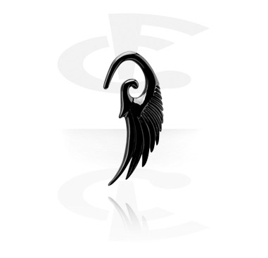 Stretching Tools, BLACK CLAW / EAR WEIGHT, Surgical Steel 316L