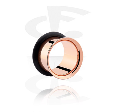 Rosegold Single Flared Tube