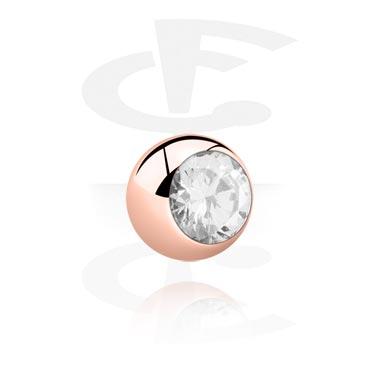 Micro Kristallsteinkugel