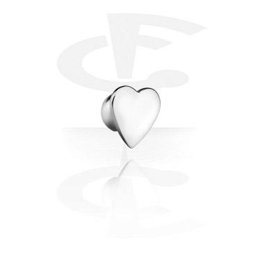Palline e Accessori, Attachment per Ball Closure Ring, Chirurgico acciaio 316L