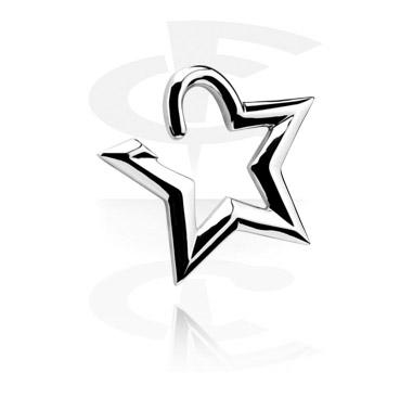 Accesorios para dilatar, Claw / Ear Weight, Acero quirúrgico 316L