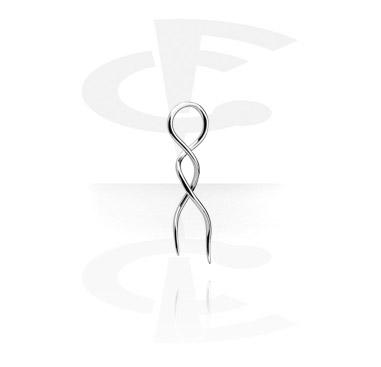 Alati za proširivanje (stretching), Claw / Ear Weight, Surgical Steel 316L