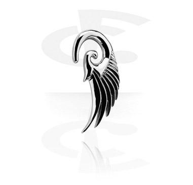 Ciężarek do ucha — półksiężyc
