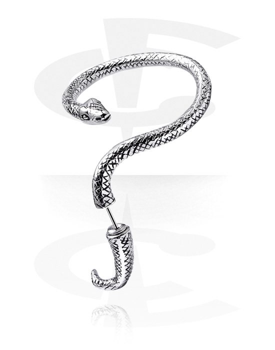 Náušnice, Ear cuff, Chirurgická ocel 316L