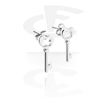 Earrings, Studs & Shields, Ear Studs