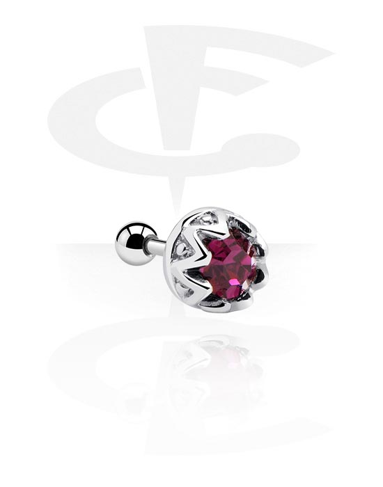 Helix / Tragus, Tragus Piercing, Stal chirurgiczna 316L