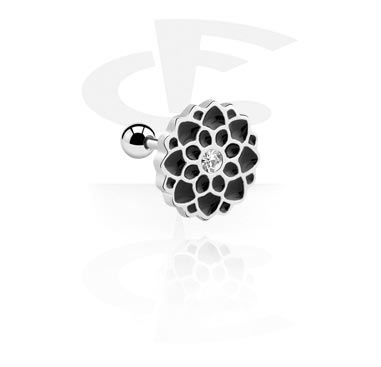 Helix / Tragus, Tragus-Piercing, Surgical Steel 316L