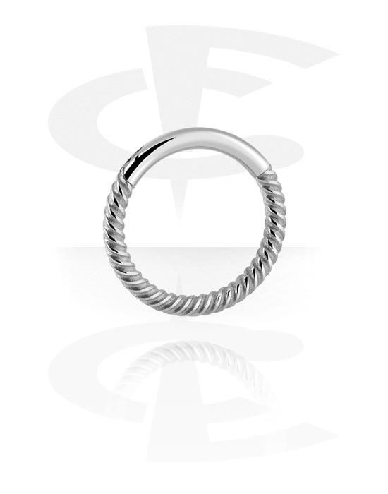 Alke za piercing, Višenamjenski kliker, Kirurški čelik 316L