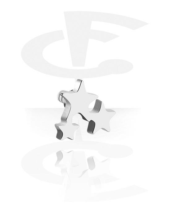 Kuličky, kolíčky a další, Attachment for 1.2mm Internally Threaded Pins, Chirurgická ocel 316L