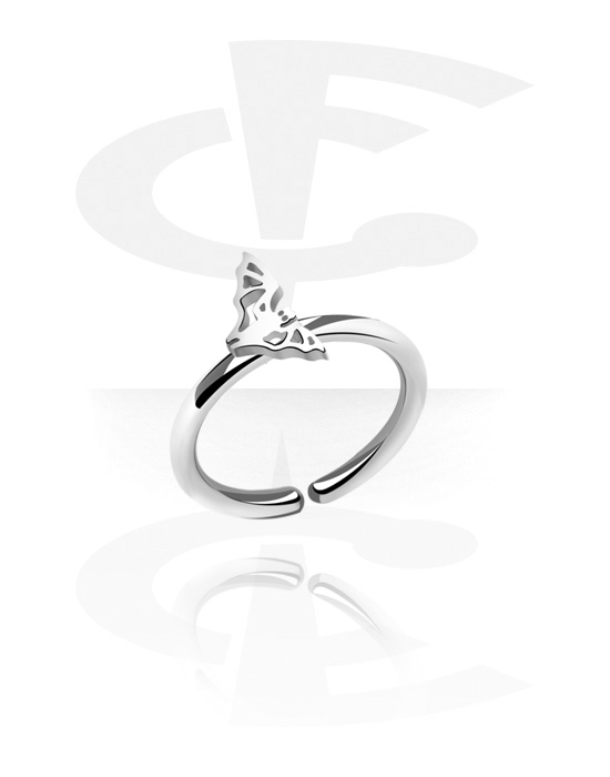Piercing Ringe, Continuous Ring, Chirurgenstahl 316L