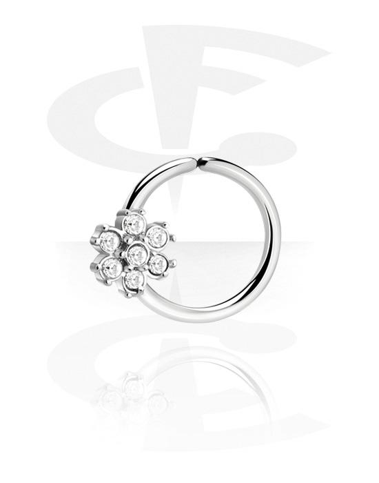 Piercingové kroužky, Continuous ring, Chirurgická ocel 316L