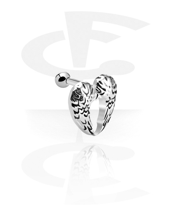 Helix / Tragus, Tragus, Surgical Steel 316L