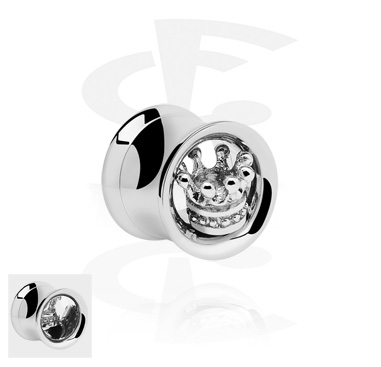 Double Flared Tube met 3D-kroon