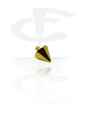 Cone for Internally Threaded Pin