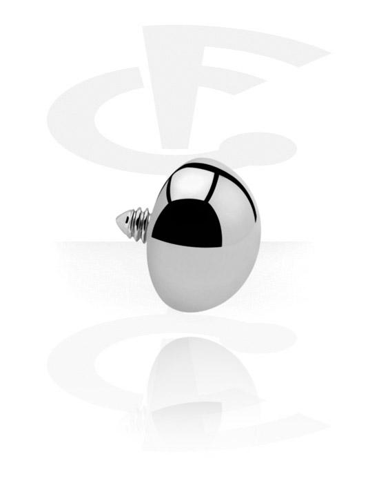 Kuličky, kolíčky a další, Ball for Internally Threaded Pin, Titan