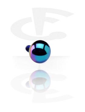Micro Kugel für Stäbe mit Innengewinde