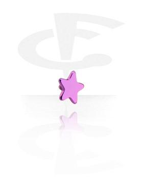 Star voor Internally Threaded Pin