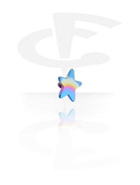 Star per Internally Threaded Pin