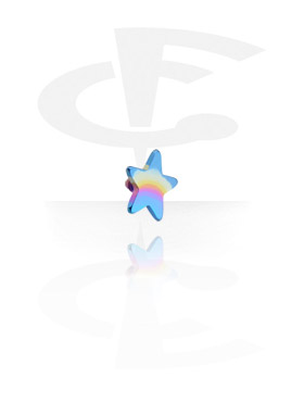 Star para Internally Threaded Pin