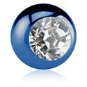 Einzelteile & Zubehör, Kristallsteinkugel, Titan