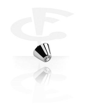 Jeweled Micro Cone