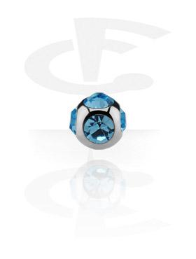 Balls & Replacement Ends, Tiffany Ball, Titanium