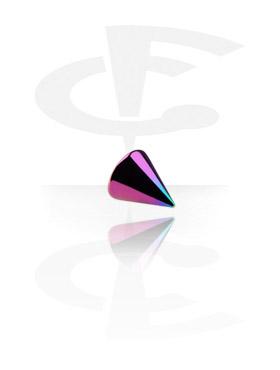 Kuglice i zamjenski nastavci, Micro Cones, Titanium