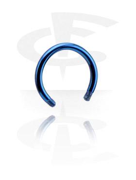 Einzelteile & Zubehör, Circular Barbell-Stab, Titan