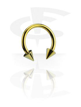 Circular Barbells, Circular barbell, Titano