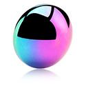 Balls & Replacement Ends, Disc, Titanium