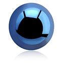 Pallot ja koristeet, Half Ball, Titanium