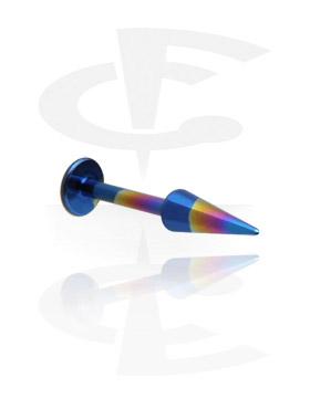 Micro Labret mit Long Cone