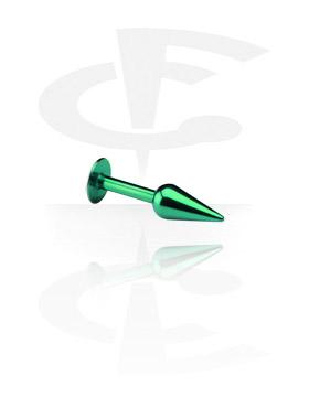 Micro Labret con Round Spike
