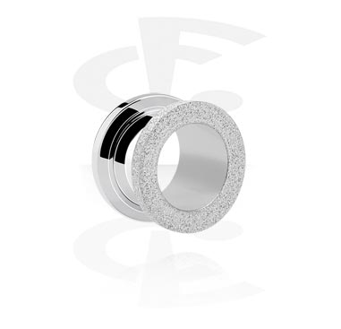 Tunnels & Plugs, Flesh Tunnel, Acier chirurgical 316L